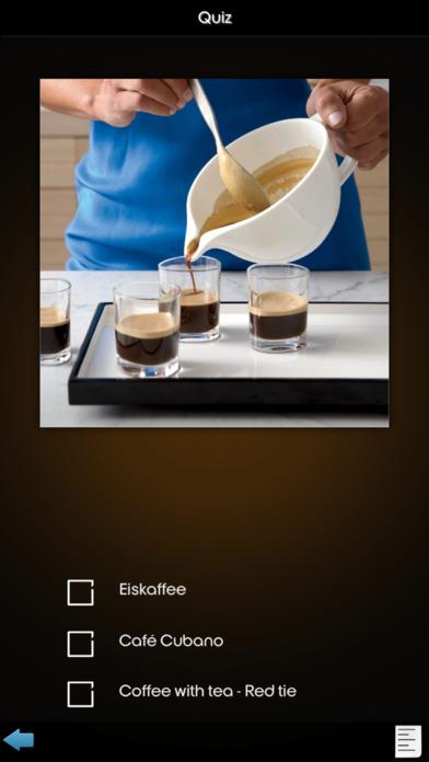 Coffee Drinks Info! screenshot 5