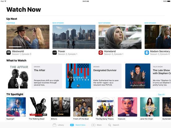 Apple TV screenshot 6