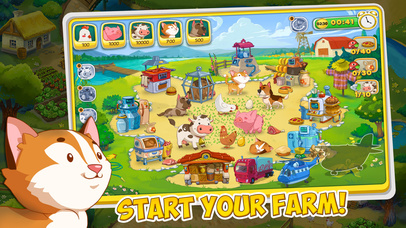 Jolly Days Farm Time Manager screenshot 3