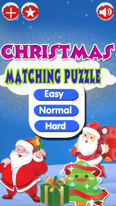 Christmas Matching Pairs : Find all the matching screenshot 1
