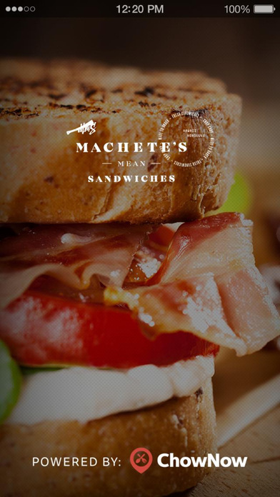 Machete's Mean Sandwiches screenshot 1