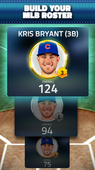 MLB Tap Sports Baseball 2017 screenshot 3