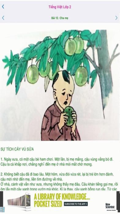 Tieng Viet 2 screenshot 2