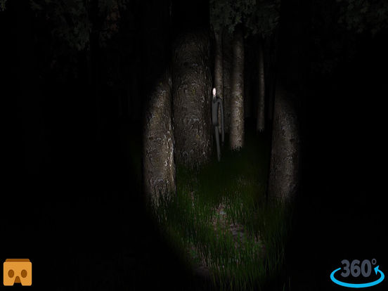 VR for Slender Man with Google Cardboard screenshot 3