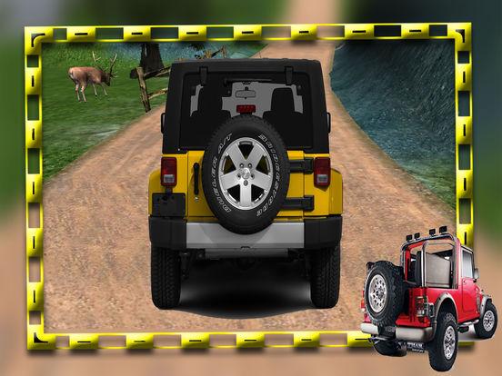 Mountain Jeep Parking : Off-Road Crazy Drifting 3D screenshot 6