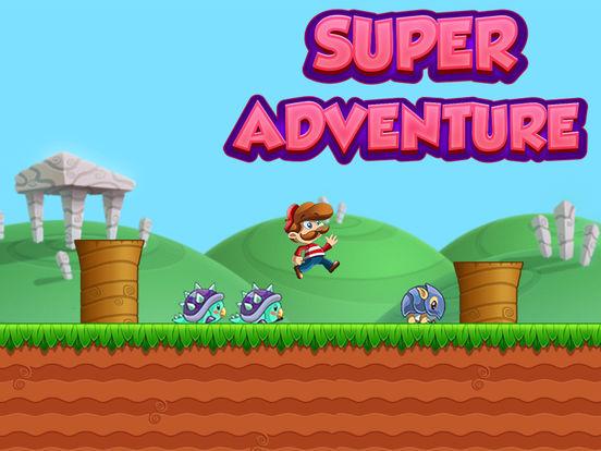 Super Jump Adventure - Let's Go screenshot 3