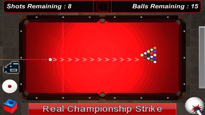 Play Pool Billiard: 3D Board Game 2017 screenshot 1