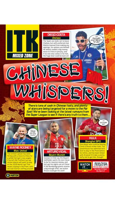 Match Magazine screenshot 2