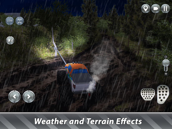 Monster Trucks Offroad Simulator Full screenshot 6