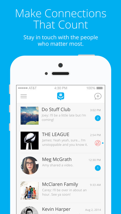 how to group apps on iphone groupme on the app 2010