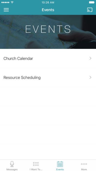 Wellspring App screenshot 3