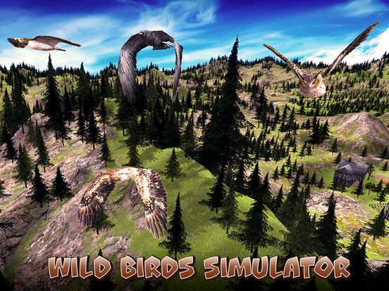 Wild Bird Survival Simulator screenshot 5