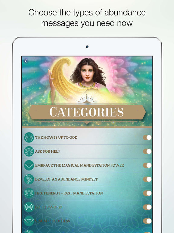 Abundance Angels Guidance screenshot 8