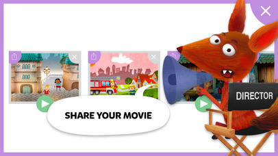 Movie Maker For Kids screenshot 5