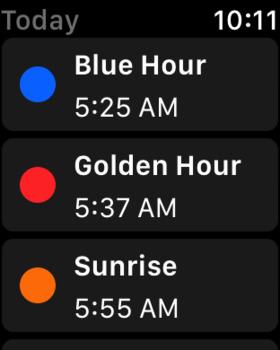 Alpenglow - Sunset Forecasts screenshot 7