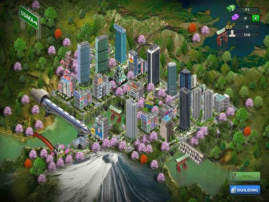 Shinkansen City screenshot 10