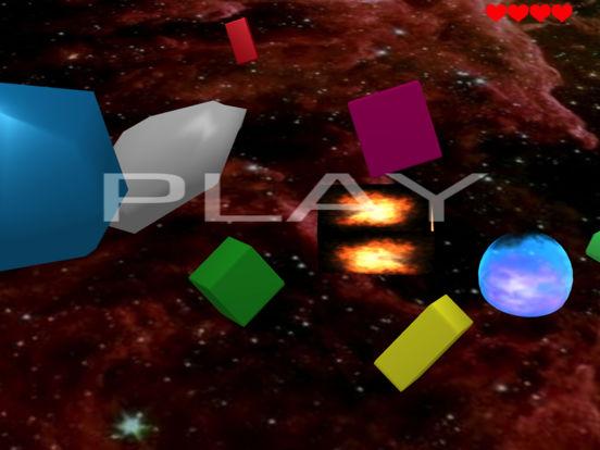 3D SPACE ARKANOID screenshot 5