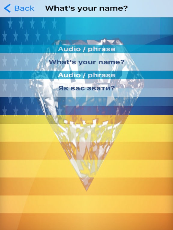 Ukrainian Phrases Diamond 4K Edition screenshot 6