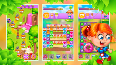 Gingerbread Story screenshot 3