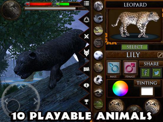 Ultimate Jungle Simulator screenshot 8