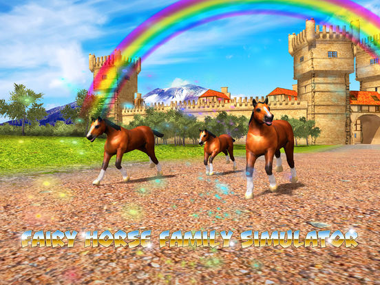 Horse Simulator: Magic Kingdom Full screenshot 5