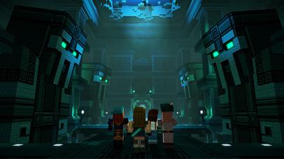 Minecraft: Story Mode - S2 screenshot 4