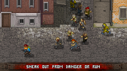 Mini DAYZ: Zombie Survival screenshot 2