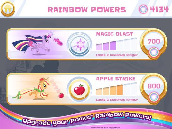 My Little Pony Rainbow Runners screenshot 8