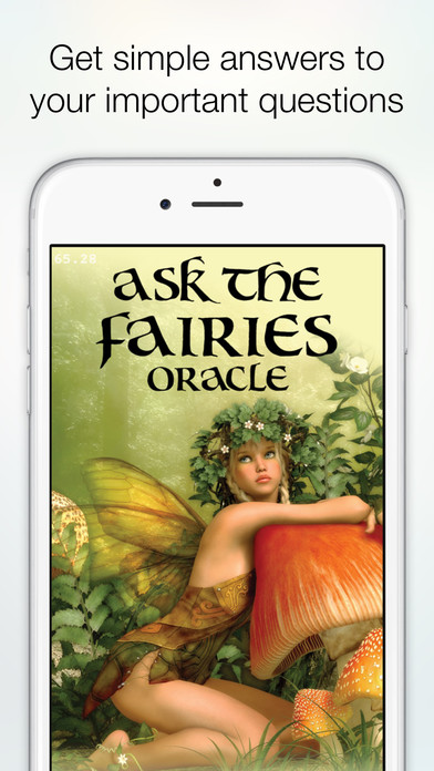 Ask the Fairies Oracle Cards screenshot 1