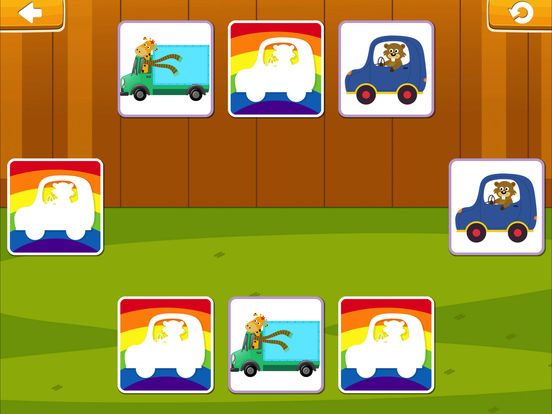 Smart Baby! Vehicles. Toddler Games for boys girls screenshot 7
