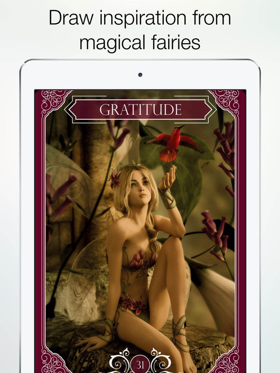 Ask the Fairies Oracle Cards screenshot 7