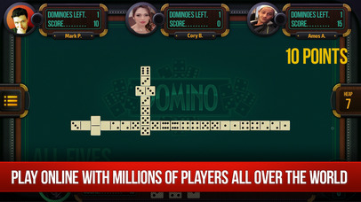 Domino - Dominoes online game screenshot 1
