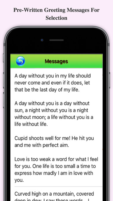 Love Cards Maker - Spread Your Love To All screenshot 3