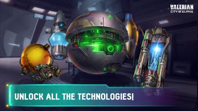 Valerian: City of Alpha screenshot 4
