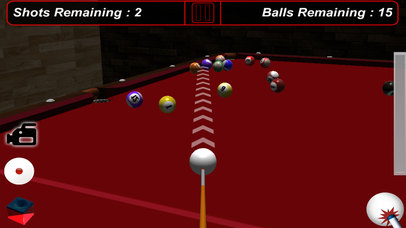 Play Pool Billiard: 3D Board Game 2017 screenshot 4