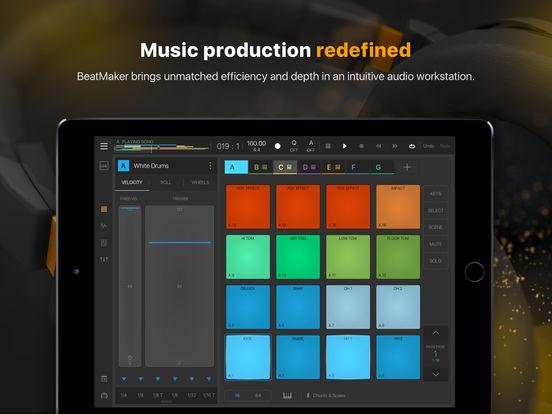 BeatMaker 3 screenshot 1