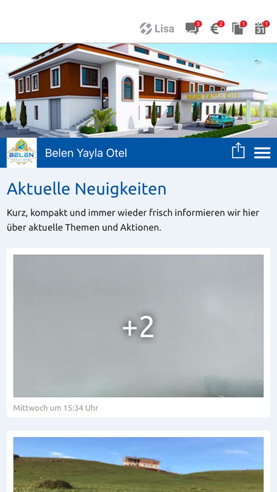 Belen Otel screenshot 1