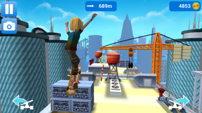 Faily Skater screenshot 1