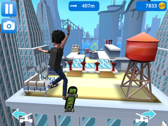 Faily Skater screenshot 10