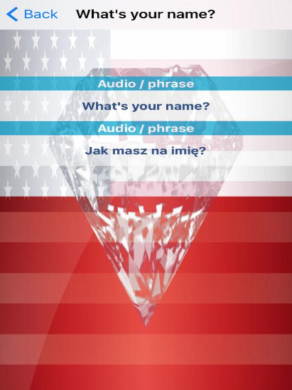 Polish Phrases Diamond 4K Edition screenshot 6