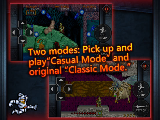 Ghouls'n Ghosts MOBILE screenshot 8