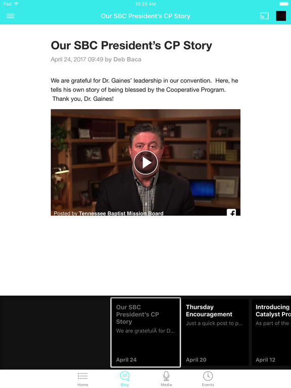 talkCP screenshot 5