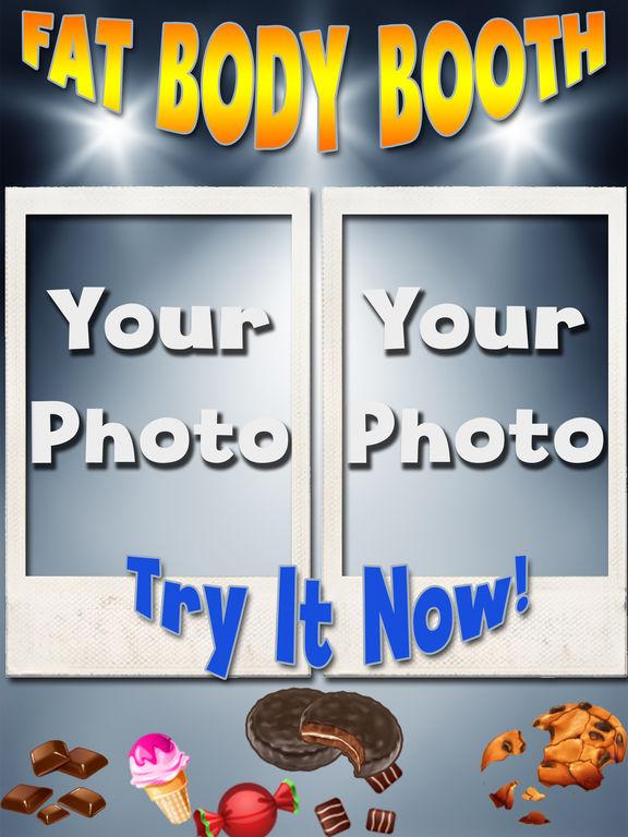 Fat Body Photo FX Booth screenshot 8