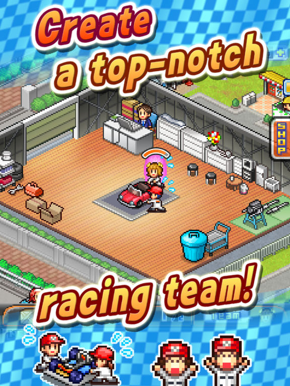 Grand Prix Story2 screenshot 7
