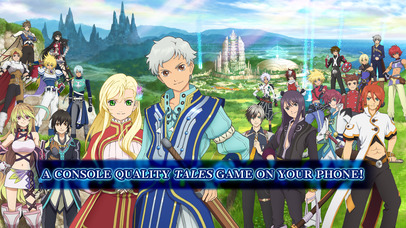 Tales of the Rays screenshot 1