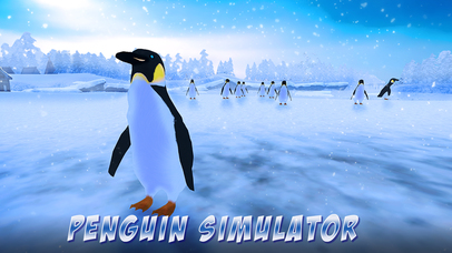 Penguin Family Simulator Full screenshot 1