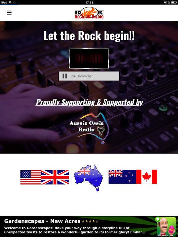 Rock On Radio screenshot 7