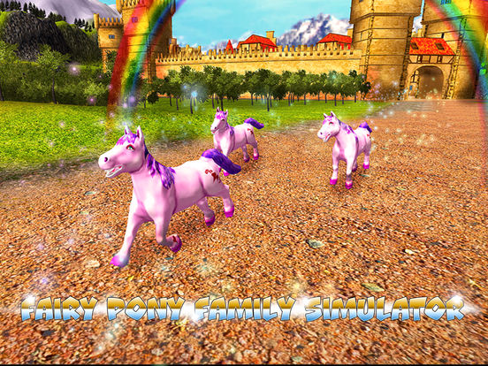 Pony Family Simulator Full screenshot 5