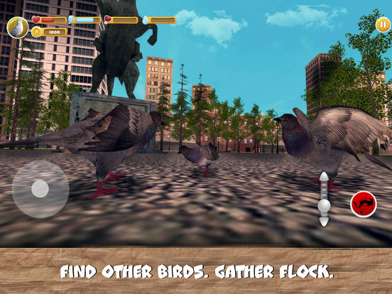 City Birds Simulator Full screenshot 6