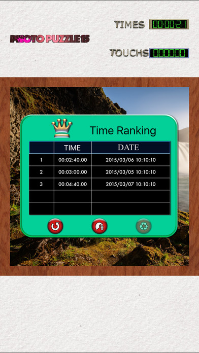 Photo Puzzle15 PV screenshot 4